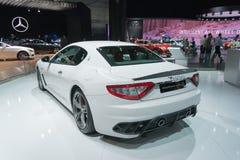 Maserati GranTurismo MC Royalty Free Stock Photos