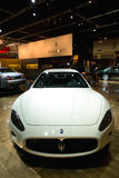 Maserati GranTurismo MC Sport Line Royalty Free Stock Photography