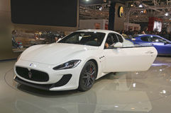 Maserati Granturismo MC Stradale Stock Photography