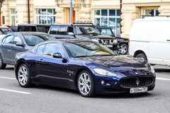 Maserati GranTurismo Royalty Free Stock Photos