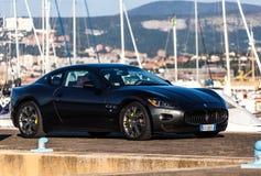 Maserati Granturismo S Stockfotos