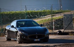 Maserati Granturismo S Stockfotografie