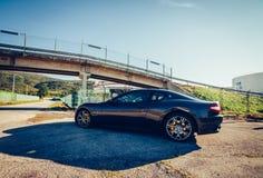 Maserati Granturismo S Lizenzfreies Stockfoto