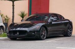 Maserati GranTurismo S Royalty Free Stock Photos