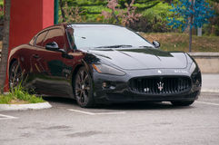 Maserati GranTurismo S Stock Photography