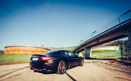 Maserati GranTurismo S Royalty Free Stock Image