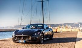 Maserati GranTurismo S Royalty Free Stock Photography