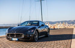Maserati GranTurismo S Stock Photography