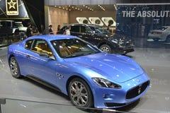 Maserati GranTurismo Sportscar Zdjęcie Royalty Free
