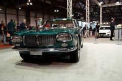 Maserati 5000GT Mailand Autoclassica 2014 Lizenzfreie Stockfotografie
