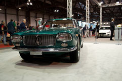 Maserati 5000GT Milano Autoclassica 2014 Royalty Free Stock Photography