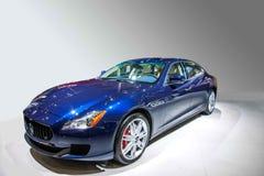 Maserati Stock Image