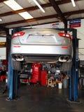 Maserati koniec Zdjęcie Stock