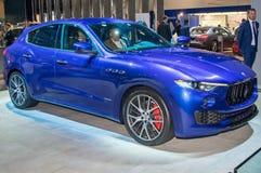 Maserati Levante Royalty-vrije Stock Afbeelding