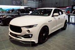 Maserati Levante Startech in Genève 2017 Stock Afbeeldingen