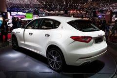 Maserati Levante SUV royalty free stock image