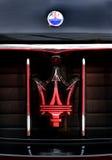 Maserati Luxury car Stock Images