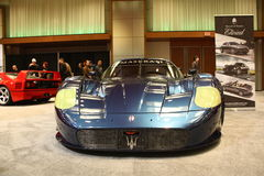 Maserati MC12 bei Toronto-Automobilausstellung 2013 Stockbild