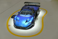 Maserati MC12 FIA GT1 winner Stock Images