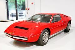 Maserati Merak imagenes de archivo