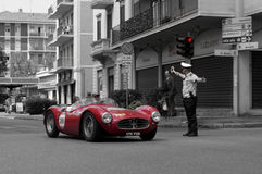 Maserati at Mille Miglia 2015 Stock Image