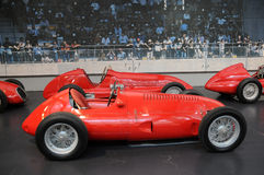 Maserati Monoplace GP 1936 und 1939 Royalty Free Stock Photo