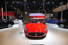 Maserati-Pavillon Stockfoto