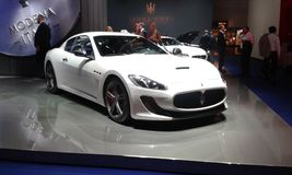 Maserati Royalty Free Stock Images