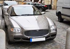 Maserati Quattroporte Stock Afbeelding