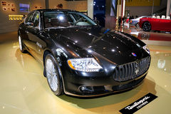 Maserati Quattroporte Elite Version Stock Photos