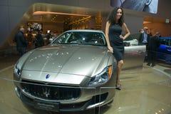 Maserati Quattroporte Ermenegildo Zegna edition Stock Photos