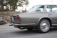 Maserati Quattroporte 1965 - lado derecho posterior foto de archivo
