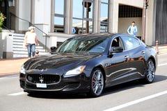 Maserati Quattroporte Stock Image