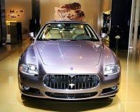 Maserati Quattroporte SportGTS Stock Afbeeldingen
