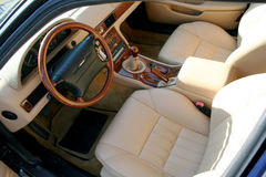 Maserati Quattroporte V6 Evoluzione Zdjęcia Stock