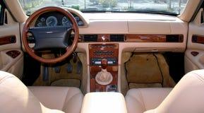 Maserati Quattroporte V6 Evoluzione Royalty Free Stock Photos