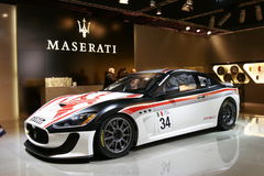 Maserati racing car Stock Photos