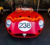 Maserati 300S dal 1958 Immagini Stock Libere da Diritti