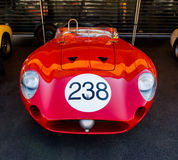 Maserati 300S from 1958 Royalty Free Stock Images