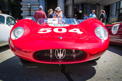 1957 Maserati 200SI Royalty Free Stock Photos