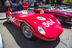 1957 Maserati 200SI Royalty Free Stock Photo