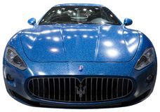 Maserati Sports car Royalty Free Stock Photo