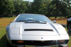 Maserati sports car Royalty Free Stock Photos
