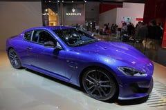 Maserati Sportscar Royalty Free Stock Images