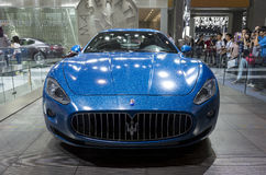 Maserati-Stand Stockfoto