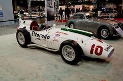 Maserati Tipo 420M-58 Autoclassica 2014 Stock Photo