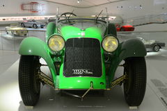 Maserati Tipo V4 Sport Zagato Royalty Free Stock Images