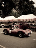 Maserati Type 61 at Bergamo Historic Grand Prix 2015 Stock Photos