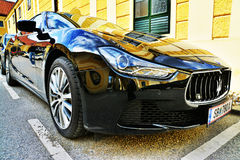 Maserati Stock Photography