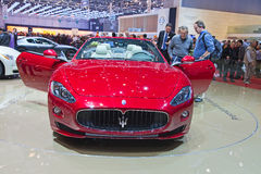 Maseratti Gran Turismo Stock Photography